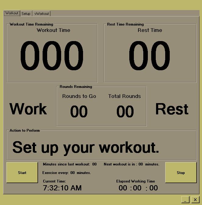 exerciseTimer